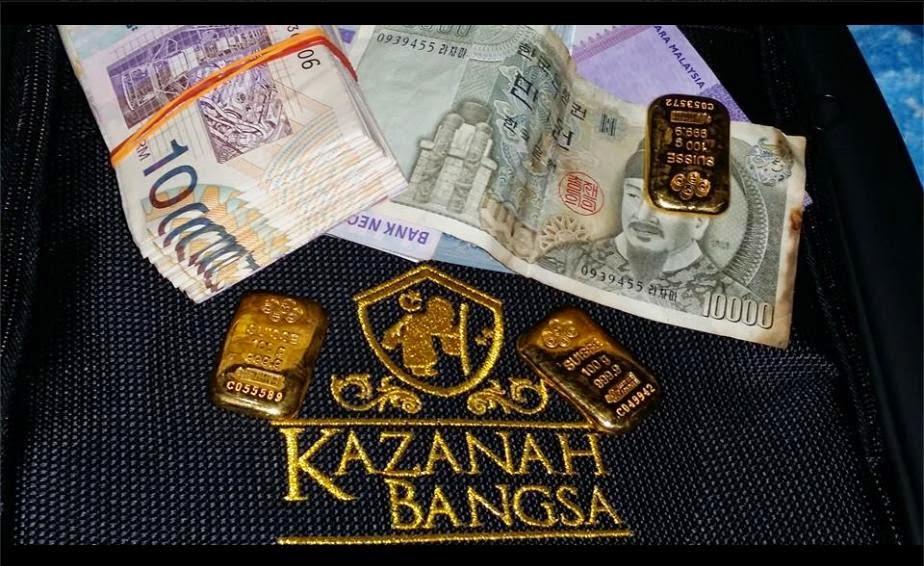 Pembekuan Aset Syarikat Pelaburan Emas Dilanjutkan