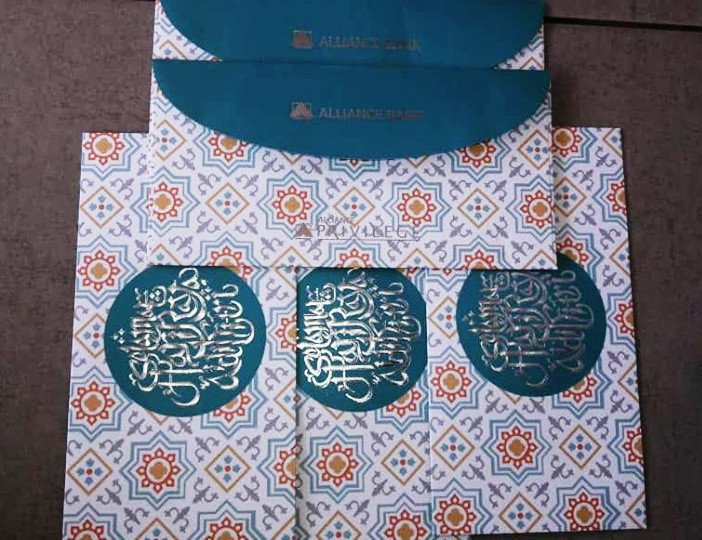 Sampul Raya Alliance Bank