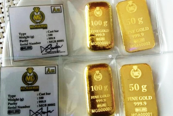 jongkong emas komakmur gold