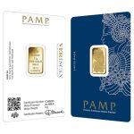 bar pamp suisse 5 gram minted