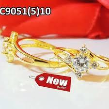 cincin emas 916 murah